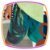 Bermuda infantil em nylon estampa dinossauro na cor verde  - Imagem 4