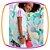 Conjunto infantil de blusa COLLEST e bermuda ciclista - Imagem 2