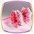 Tiara Laço Flores e Pérolas  - Imagem 1