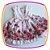 Vestido infantil Estampa de Rosas e Urso  - Imagem 4