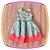 Vestido infantil Estampa de Doces  - Imagem 2