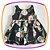 Vestido infantil Estampa de Tulipas Brancas - Imagem 1
