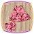 Vestido infantil  Estampa de Flores e Aplique de Flor no Ombro  - Imagem 1