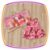 Vestido infantil  Estampa de Flores e Aplique de Flor no Ombro  - Imagem 4