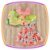 Vestido infantil Estampa Paris - Imagem 3