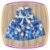Vestido infantil Estampa de Bexigas - Imagem 3