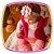 Body para bebê Little Princess manga longa, calça e colete em soft  - Imagem 2