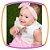 Body Suedine regada fruru docinho e saia em tule rosa com pompom - Imagem 2