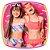 Biquini infantil em malha estampa arco iris com proteção UV Dry  - Imagem 4