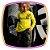 Conjunto infantil Camiseta com gorro  e calça jogger em moleton Camuflado - Imagem 6