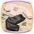 Conjunto para bebê blusão em pelo estampa Raposa e calça legging em couro eco e molecotton - Imagem 4