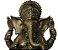 Fonte de Água Ganesha com Flor de Lótus Grande (37cm) - Imagem 4