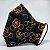 Máscara 3D Preta do Mickey Mouse - Tripla Camada - Imagem 1