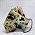 Máscara 3D Infantil Marrom de Dino Fósseis - Imagem 1
