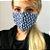 Máscara de Tecido Bico de Pato Olho Grego - Modelo CT - Imagem 2
