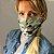 Máscara de Tecido Camuflada Dupla Face - Imagem 2