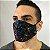 Máscara 3D Neon Dogs - Tripla Camada - Imagem 3