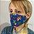 Máscara Bico de Pato Estampa Tropical - Imagem 2