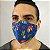 Máscara Bico de Pato Estampa Tropical - Imagem 3