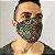 Máscara de Tecido 3D Estampa Africana Tripla Camada - Imagem 3