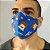 Máscara de Tecido 3D Minecraft - Tripla Camada - Imagem 4