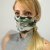 Máscara 3D Camuflada - Tripla Camada - Imagem 3