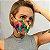 Máscara 3D Coloridassa - Tripla Camada - Imagem 2