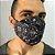 Máscara 3D Caveira e Mandala - Tripla Camada - Imagem 2
