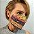 Máscara 3D Triângulo Étnico - Tripla Camada - Imagem 2