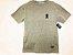 Camiseta Grizzly  Stampback Tee Heather/Grey G - Imagem 1