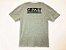 Camiseta Grizzly  Stampback Tee Heather/Grey G - Imagem 3
