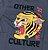 """Camiseta Other Culture """"Tiger"""" Grey - Imagem 2"""