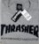 Camisa Thrasher Manga Longa Skate Mag Original - Imagem 2