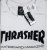 Camisa Thrasher Manga Longa Skate Magazine White Original - Imagem 2