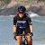 Camisa de Ciclismo Positive Brands Preta Feminino - Imagem 1
