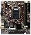 PLACA MAE PC 1155 DDR3 AFOX GL-H61 - Imagem 2