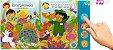 LIVRO HISTORIA CD MUSICAL NO ZOOLOGICO TODO O LIVRO - Imagem 4