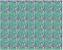 EVA ESTAMPADO SEREIA 40X60 LEOARTE - Imagem 1