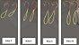 Suporte Hook com 02 Unidades - Juva Pesca - Imagem 3