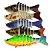 Isca Artificial Articulada Tilápia - CMIK - Imagem 1