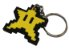 Chaveiro Estrela Mario - Imagem 1