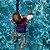 Boia Auxiliar Complemento Traseira para Boias -  Panda Pool - Imagem 2