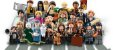 Ron Weasley Minifigure HP e Animais Fantásticos 71022 - Imagem 3