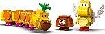 Lego Super Mario 71383 Pantano Venenoso De Wiggler Expansão - Imagem 4