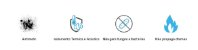 Manta para Telhado - Multiterm Aluminium - 5mm 1 face - 20 m² - Imagem 3