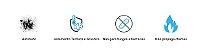 Manta para Telhado - Multiterm Aluminium - 5mm - Dupla face - m² - Imagem 9