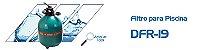 Filtro DFR 19 - Dancor - Para Piscinas de Até 78 m³ - Imagem 2