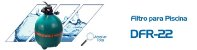 Filtro DFR  22 - Para Piscinas de Até  88 m³ - Imagem 2