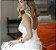 Vestido renda off white (38) - Regina Salomão  - Imagem 8