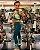 Top fitness azul e verde (P) - Memo - Imagem 1